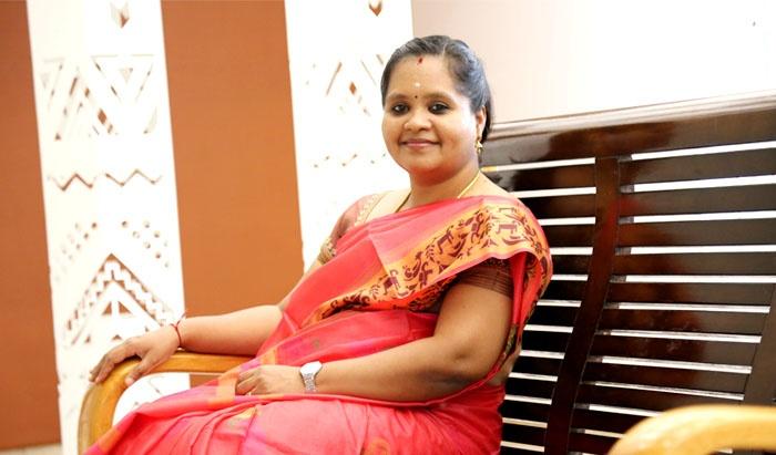 Dr K Kavitha Ramesh Best Art Consultant In Tamilnadu